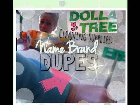 DEEP CLEAN YOUR HOUSE With Dollar Tree! BEST Dollar Tree Cleaning Products!