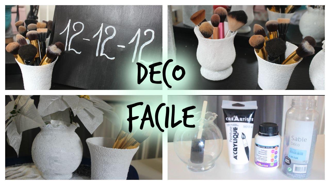 ✿ DIY FRANCAIS ✿ Déco chambre facile moins 5€ - YouTube