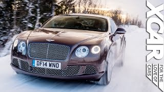 Bentley Continental GT: W12 vs V12 - XCAR
