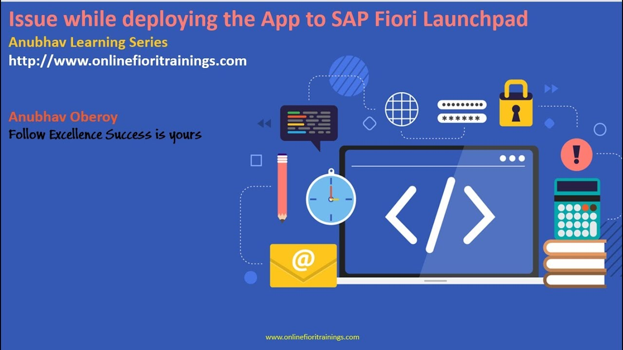 Troubleshoot fiori launchpad | How to fix issue tile | tile loading issue  in Launchpad