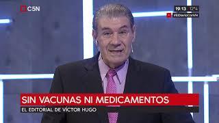 Editorial de Víctor Hugo en El Diario 18/06/2019