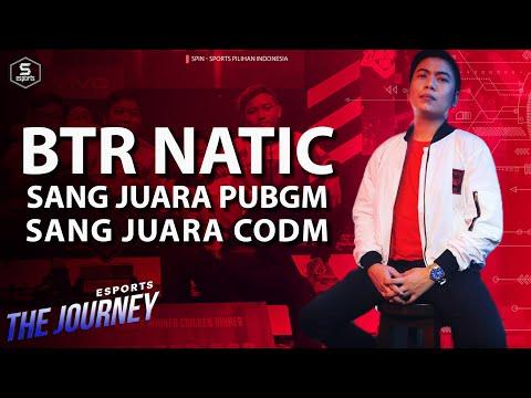 BTR Natic - Kunci Kesuksesan BIGETRON RA, The Journey Episode 13 | The Sports Pilihan Indonesia