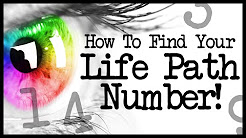Calculate Life Path Number: What Is My Life Path Number?