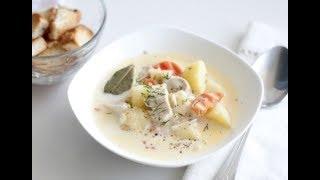 что приготовить быстро и вкусно и дешево с фото. Рецепт супа с курицей.