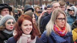 ФБК Марш Немцова 2020
