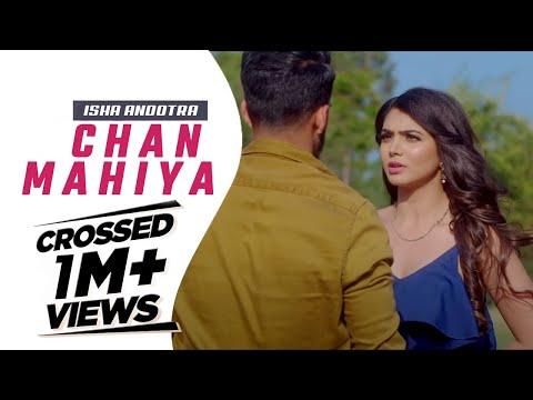 Chan Mahiya (cover) | Isha Andotra | Lucky Nagra | Latest Punjabi Songs 2018