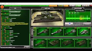 Repeat youtube video Tanki Online-Test Server