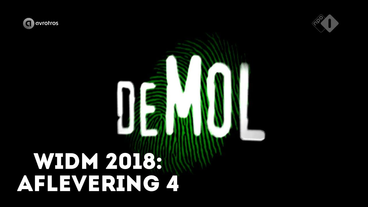 Stine is De Mol!