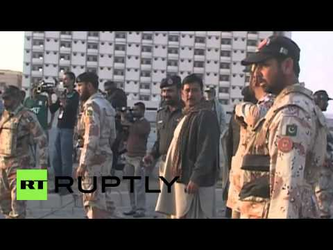 Taliban explosion kills Karachi police chief