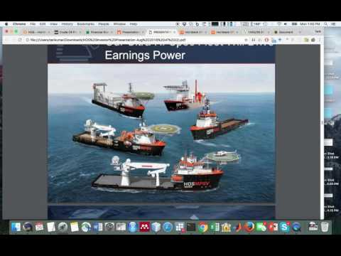 Not Yet - HOS - Hornbeck Offshore Services - September 26, 2016
