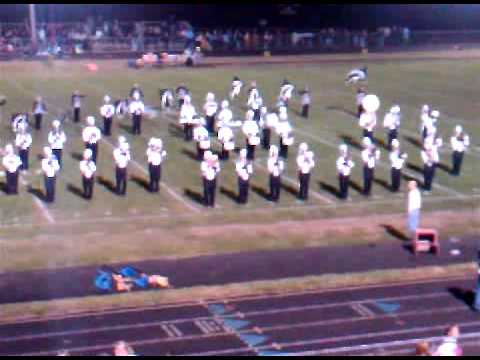 Union City High School Marching Band 2010