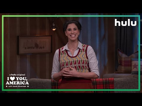 Sarah Silverman on Jokes Out of Context  I Love You, America on Hulu