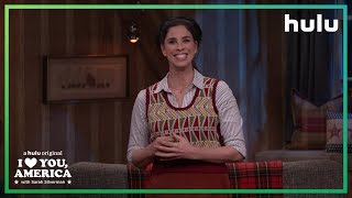 Sarah Silverman on Jokes Out of Context | I Love You, America on Hulu