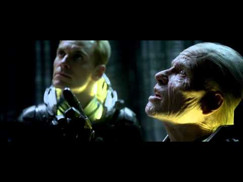 Prometheus: The Engineer Speaks.