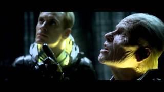 Prometheus: The Engineer speaks.