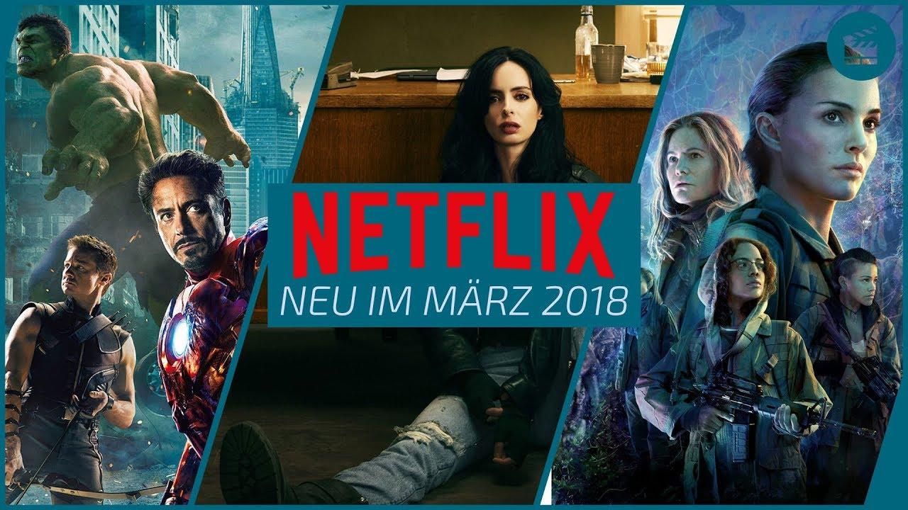 Neu Auf Netflix Im Marz 2018 Die Besten Filme Und Serien Youtube