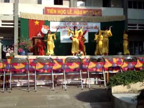Mua Dan Nuoc Nam Truong NDC Ben Tre