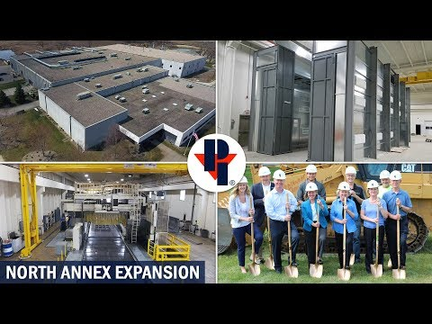 North Annex Expansion | Park Industries® Manufacturing Facility