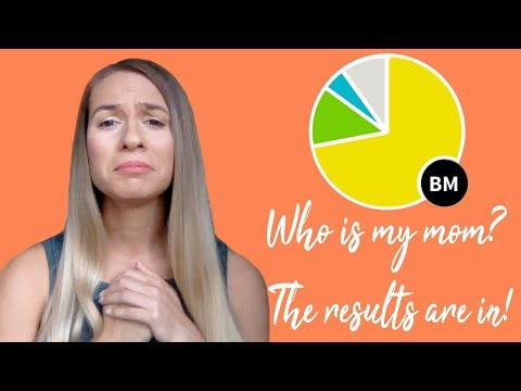 WHO IS MY MOM?!?! | Ancestry DNA Results (SHOCKING FAMILY SECRET!) | European