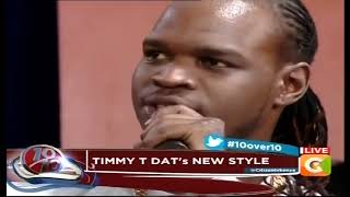 Timmy T Dat - I have a strong personal relationship with God #10Over10
