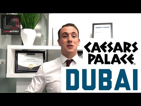 Caesars Palace In Dubai! This year...