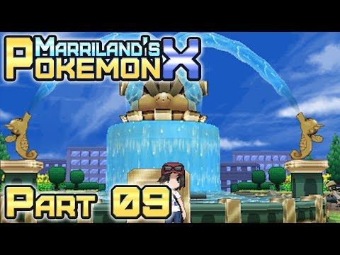 Pokémon X, Part 09: Wi-Fi Torchic & Route 4!