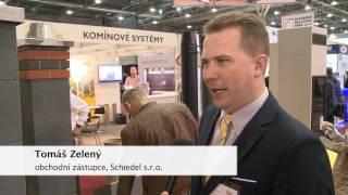 Schiedel s.r.o. – Stavební veletrhy Brno 2017