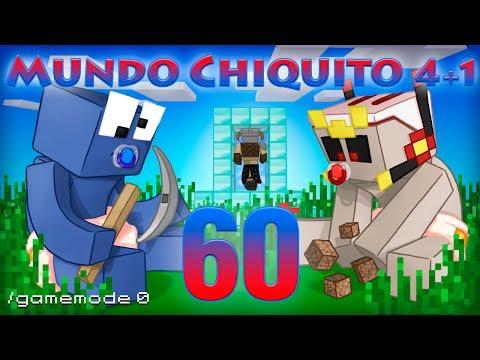 MINECRAFT - Mundo Chiquito 4+1 - Ep 60  - La preston es MIA