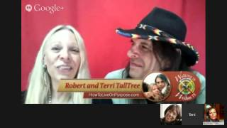 Adventures of the Heart [1/29/2015] Ancient Wisdom of the Heart with Chief Robert and Terri TallTree