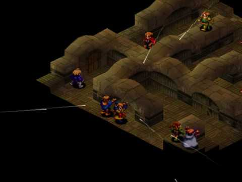 Final Fantasy Tactics 4 Job Fiesta - Part 32 [Monastery Vaults 2]