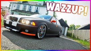 FORZA HORIZON 4 - BMW M5 E39 WAZZUP 430KM/H W KLASIE S1