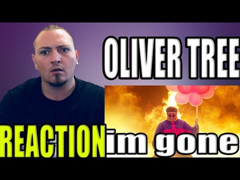 Oliver Tree - I'm Gone [Official Music Video] | REACTION