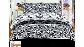 Six Pieces Cotton Comforter