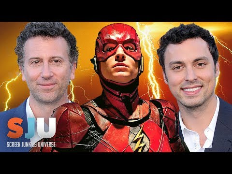 DC's Flashpoint Movie May Have Found Its Directors! - SJU