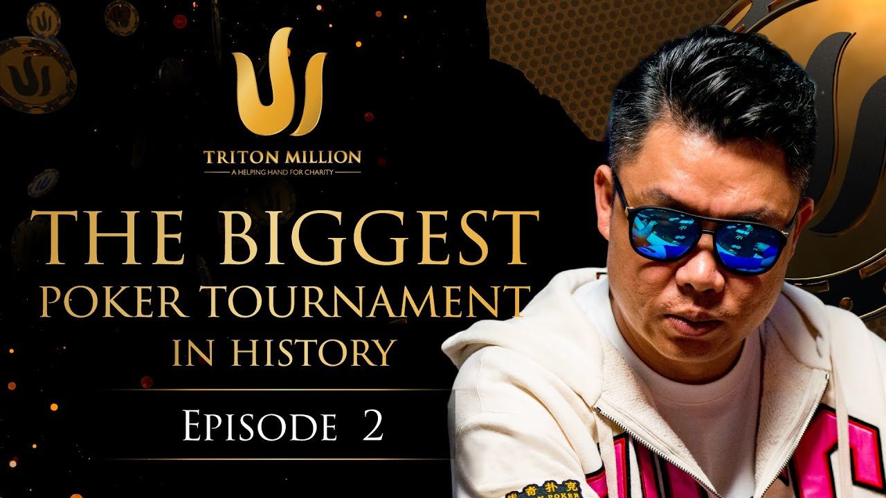 Download Triton Million Ep 2 - A Helping Hand for Charity Poker Tournament