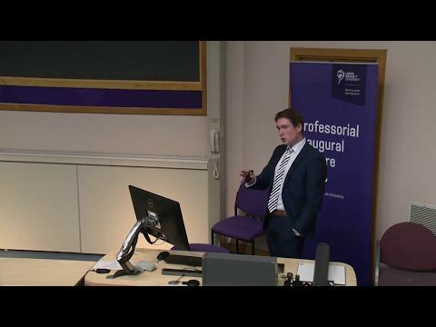 Professor John O'Hara - Professorial Inaugural Lecture