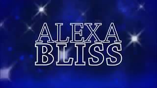 wwe アレクサ ブリス 入場ビデオ