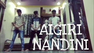 Aigiri nandini   choreography   STEPPERS