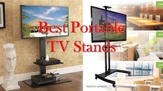 Top 8 Best Portable TV Stands 2018