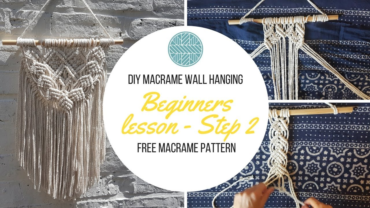 Diy Wall Tapestry Tutorials