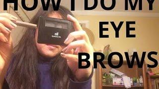 Eyebrow routine Thumbnail