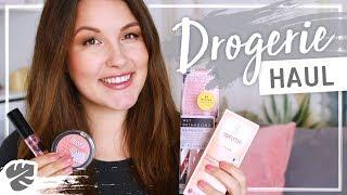 Drogerie HAUL – Mama Bedarf, Naturkosmetik & Pflege