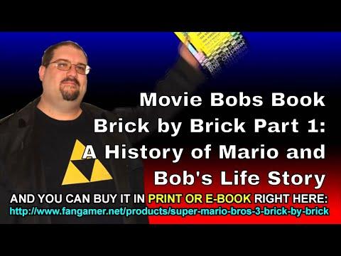 """MovieBob's """"Personal Vietnam"""" (Book): Super Mario Bros 3 Brick by Brick"""