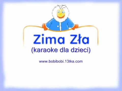 Zima Zła (bobibobi karaoke)