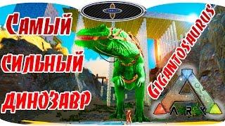 Самый сильный динозавр ARK Survival Evolved