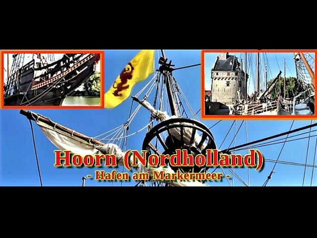 Hoorn (Nordholland) - Hafen am Markermeer