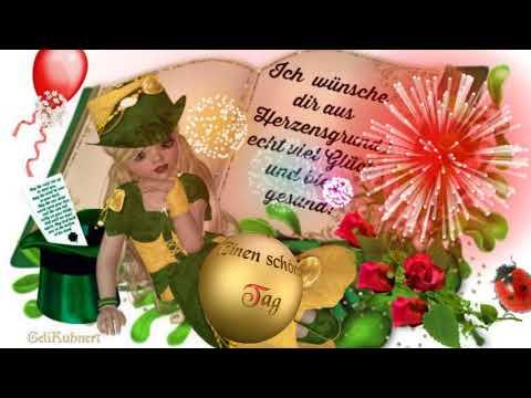 Guten Tag Liebes Geburtstagskind Heinz Hildebrand Youtube
