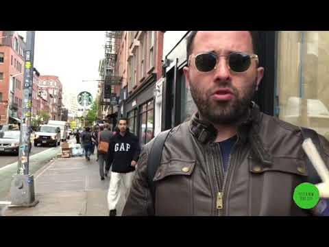 Il Gelato come quello di una volta - Vlog GROM NYC