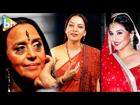 Vidya Balan Reminds Me Of Shabana Azmi | Waheeda Rehman | Meena Kumari As An Actress | Ila Arun