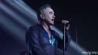 Morrissey-ISTANBUL-Live @ Visalia Fox Theatre, CA, August 29, 2015-The Smiths-MOZ